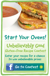 Are You An Amazing Gluten Free Baker - Enter Rudi's Recipe Contest