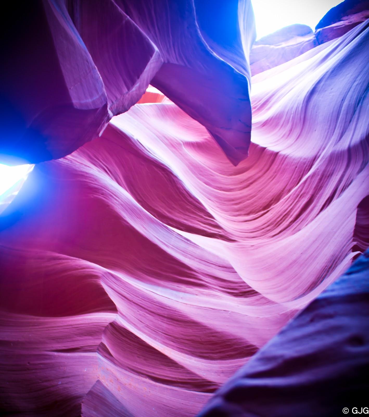 The Lower Antelope Canyon Page, Arizona USA