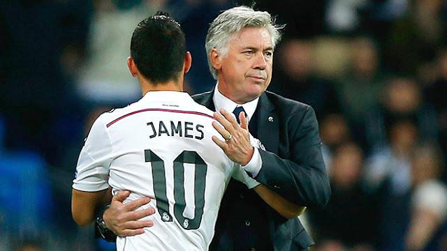 Everton nhắm James Rodriguez, MU tính cướp người của Wolves