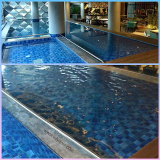 indoor swimming pool ibis styles medan