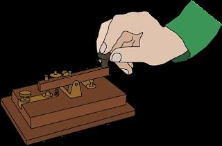 Riwayat Marconi   dan Kode Morse