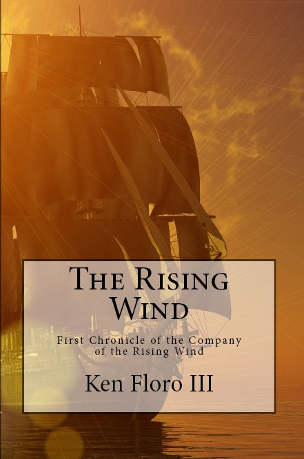 Ken Floro III author of The Rising Wind an #Interview – @SouthsideKen
