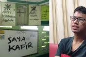 Ini Tampang Pelaku Pencoret dan Perobek Al-Quran di Tangerang, Mahasiswa Psikologi