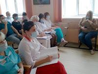 Семинар был организован и проведен с целью совершенствования системы подготовки персонала и пациентов лечебных учреждений
