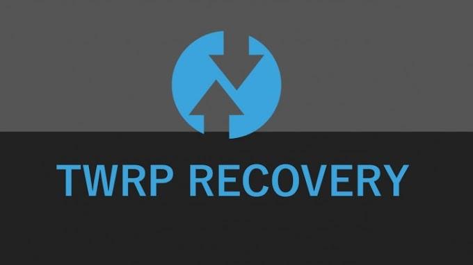 CARA PASANG TWRP (ADVAN S5E NXT)