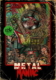 Metal Maniac DVD Available Now!!!