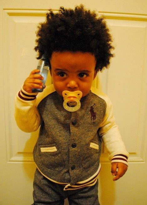 Black Baby Hairstyles Girl
