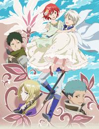 جميع حلقات الأنمي Akagami no Shirayuki hime S2 مترجم