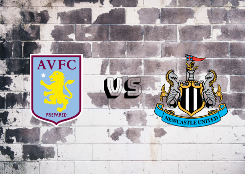 VER ASTON VILLA VS NEWCASTLE UNITED RESUMEN Y GOLES