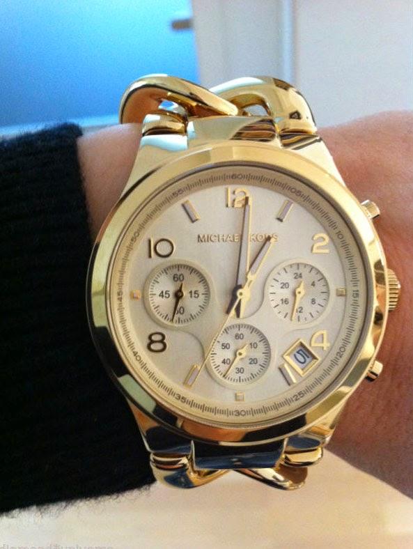 4a91bdc2e53b2 Relógio Michael Kors MK3131, Importado e Original.