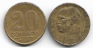 20 centavos, 1948