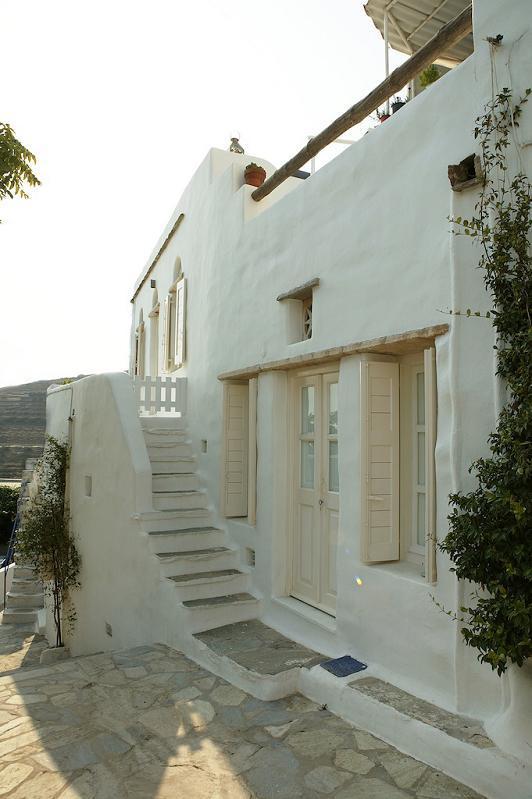 Приватна резиденція на острові Тінос