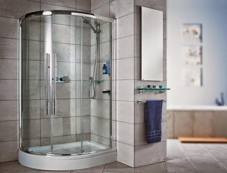 Shower Kamar Mandi Minimalis : Contoh Desain Dan Model ...
