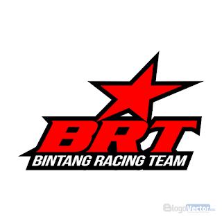 Bintang Racing Team (BRT) Logo vector (.cdr)
