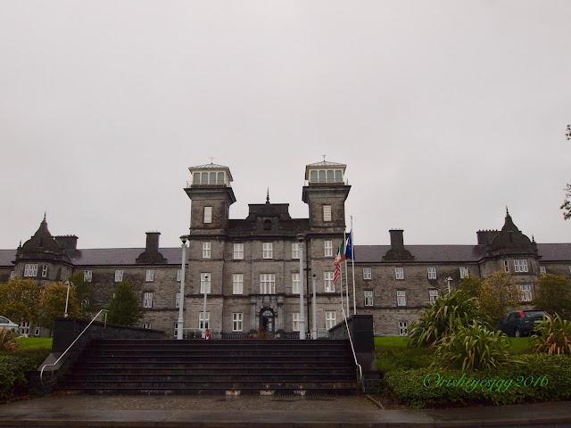 On a flesh and bone foundation An Irish History Those Places