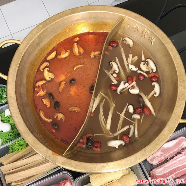 Xiao Long Kan Hotpot, Home Delivery Review, hotpot at home, xiao long kan, hotpot delivery, food, hotpot review, hotpot, food
