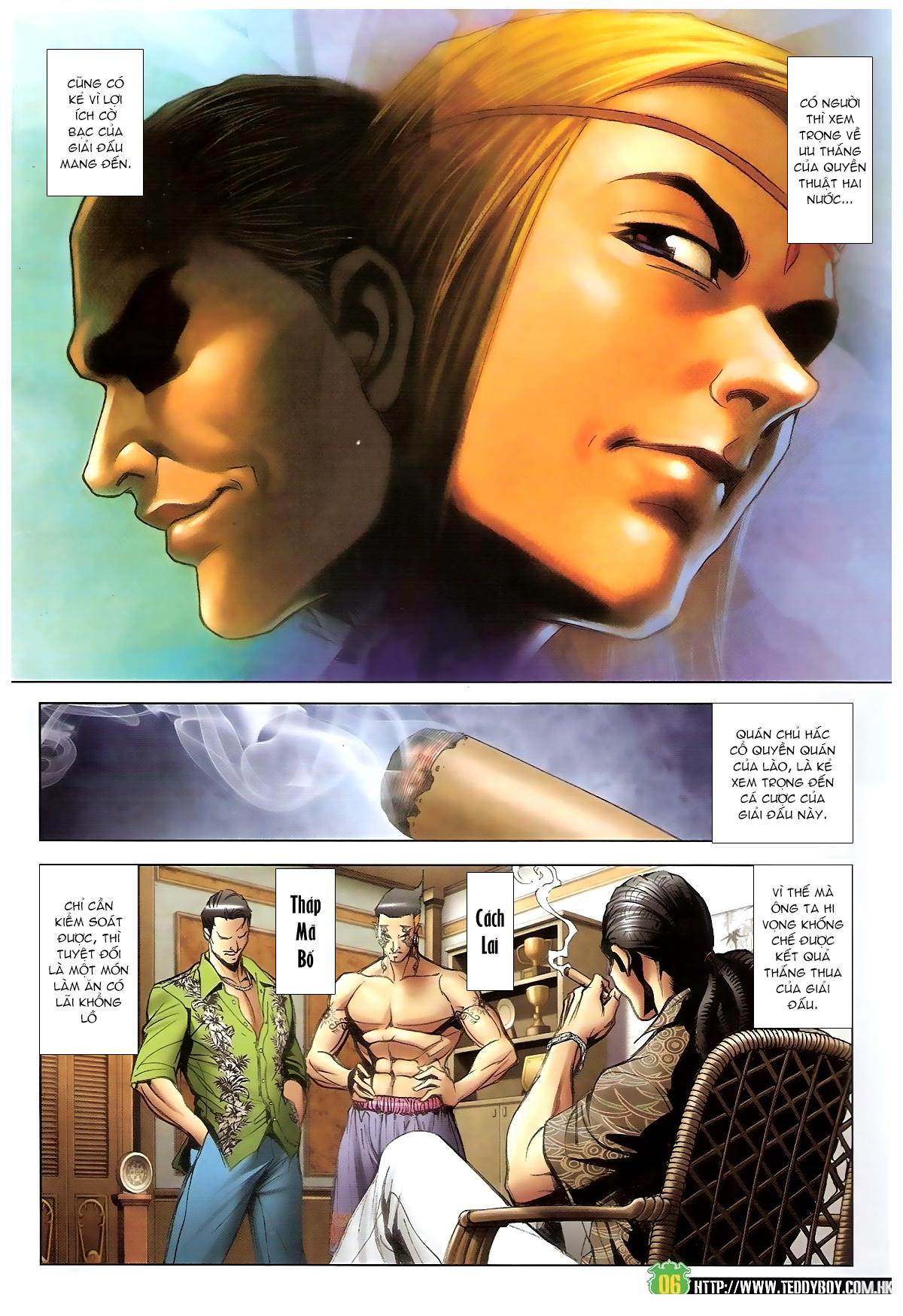 Người Trong Giang Hồ - Chapter 1397: Anh hùng cúi đầu - Pic 5