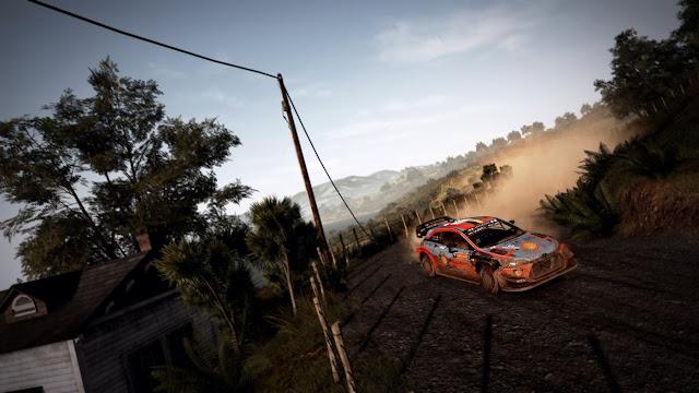 WRC 9 FIA World Rally Championship PC Full
