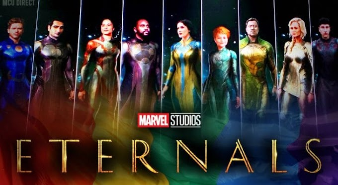 The Eternals 2021 Full 1080p.Mkv HD Movie Download in English