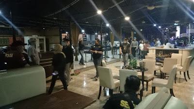Tebang Pilih Sidak Tempat Hiburan, Arthur Supit: Atlantis Bayar Berapa Pak Polisi?
