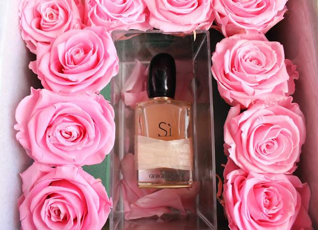 Giorgio Armani Si Rose Eau de Parfum