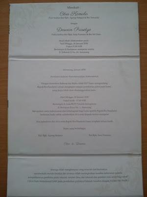 Koleksi model undangan murah di purworejo