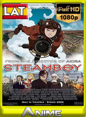 Steamboy (2004) latino HD [1080P] [GoogleDrive] RijoHD