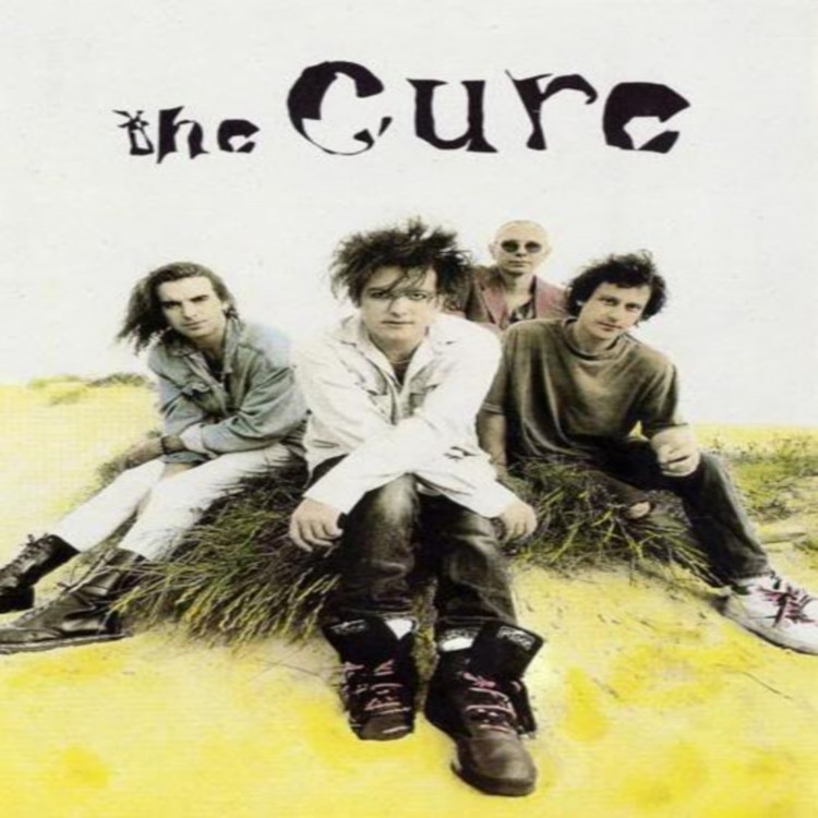 the cure friday im in love mp3 - 750×750