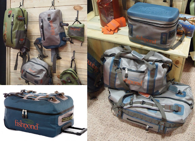 Fishpond Waterproof Fly Fishing Packs Bags