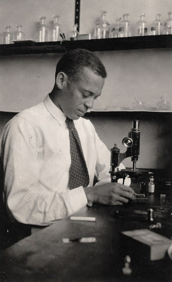 Ernest Everett Just (Marine Biological Laboratory Archives)