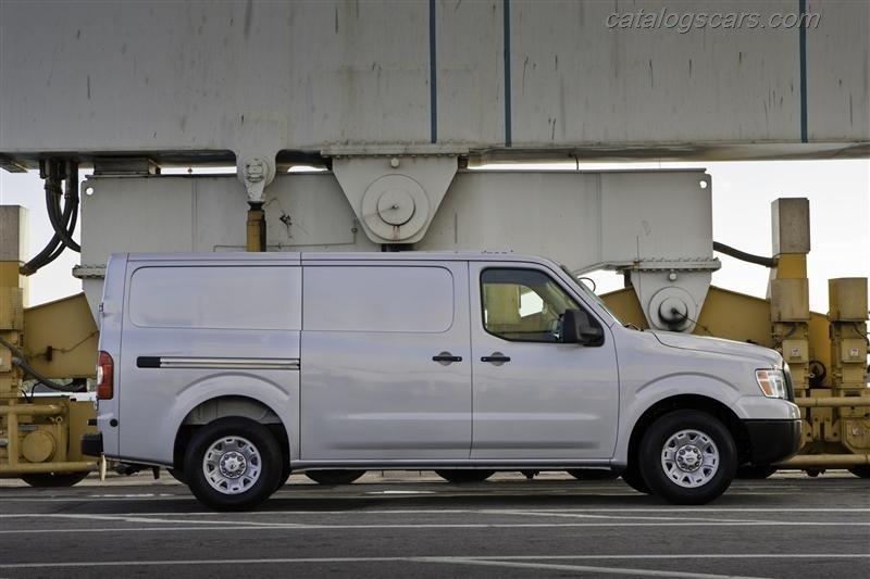 صور سيارة نيسان NV 2012 - اجمل خلفيات صور عربية نيسان NV 2012 - Nissan NV Photos Nissan-NV_2012_800x600_wallpaper_05.jpg