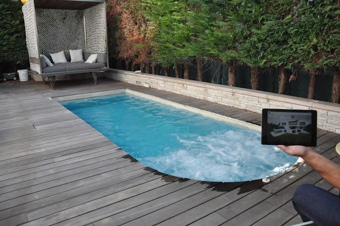Une piscine sans contrainte ni souci