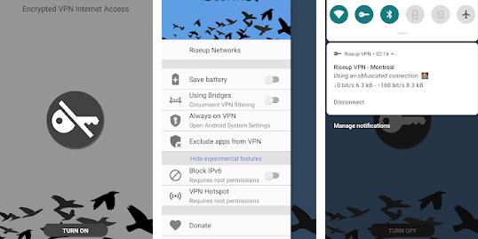 Riseup VPN
