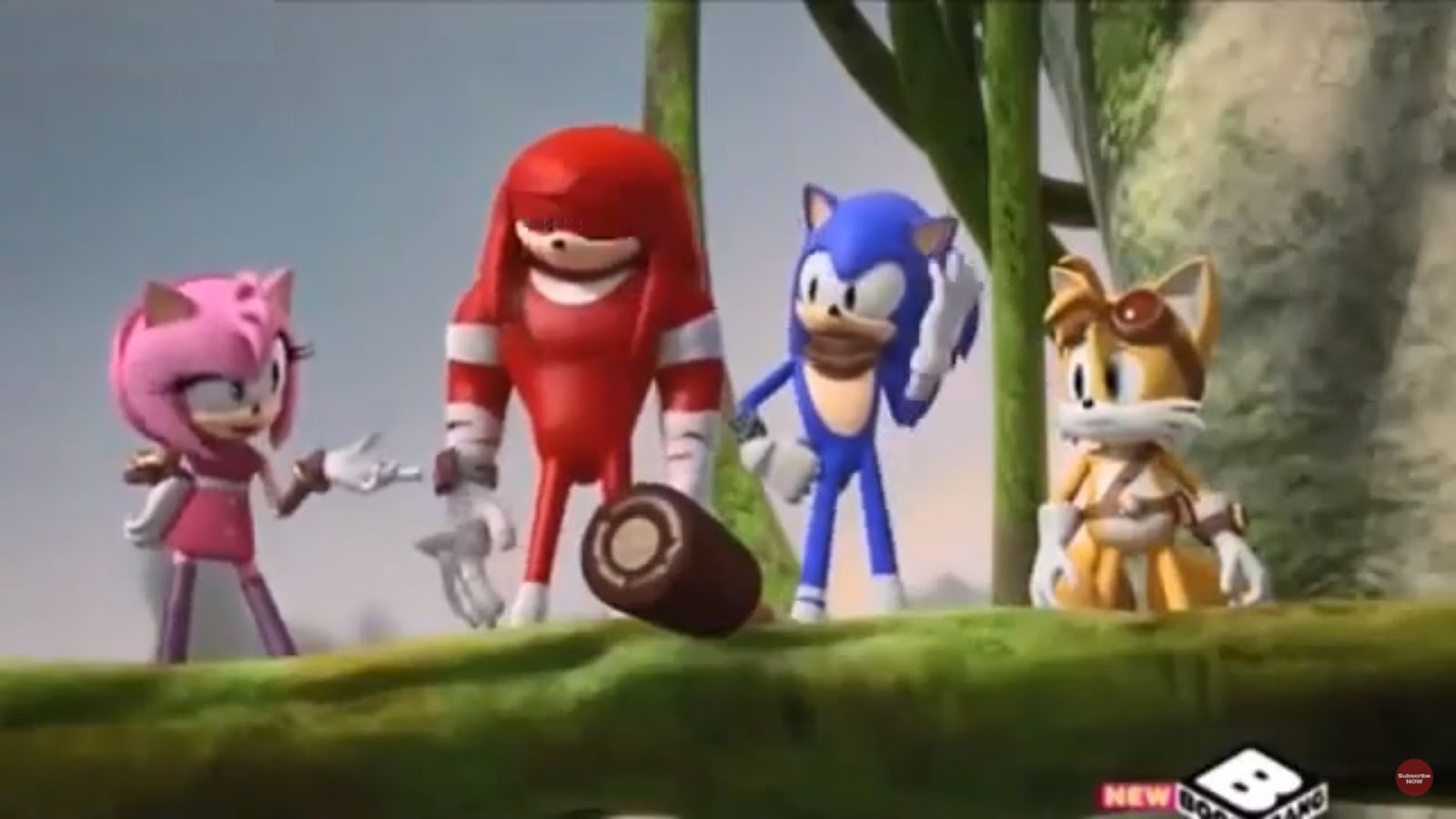 Planned All Along: Top 12 Fourth Wall Breaks in Sonic Boom