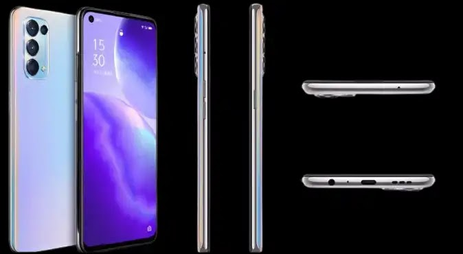 OPPO Reno5 K 5G officially launched