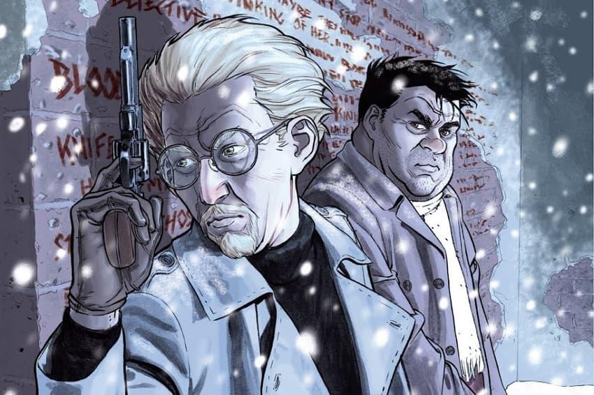 «Спаун» не выйдет? Тодд Макфарлейн разрабатывает сериал про детективов Сэма и Твитча