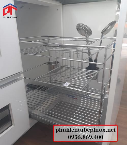 phu kien, phụ kiện tủ bếp, phụ kiện inox
