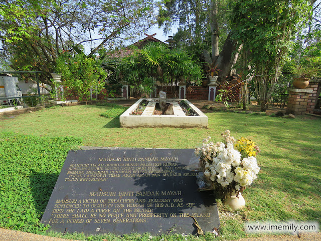 Legandary Langkawi with Makam Mahsuri