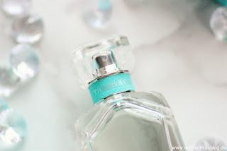 Review: Tiffany Eau de Parfum - ein hochkarätiger Duft - www.annitschkasblog.de