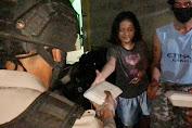 Jelang Sahur, TNI-Polri di NTB Bagikan 750 Porsi Makanan ke Masyarakat