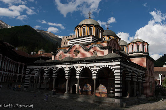 A Matter of Life and Death: Rila Monastery, Bulgaria