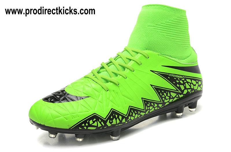 fd8edbac0 soccer stock us  Green Nike Hypervenom II 2015 Boots Released