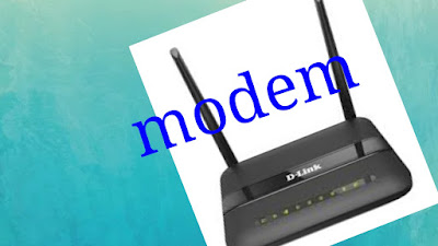 Modem equipment required for internet service
