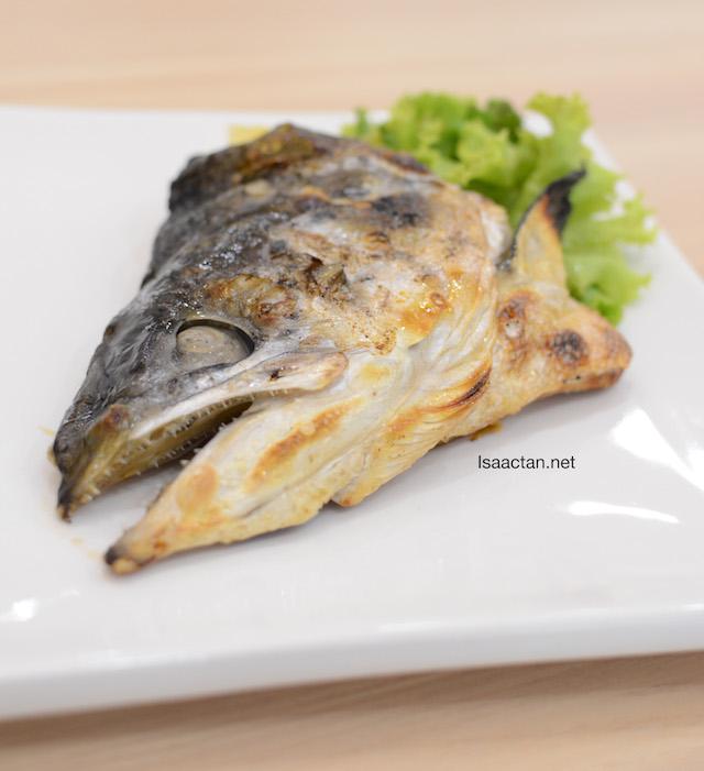 Salmon Kabuto Teriyaki - RM15.90