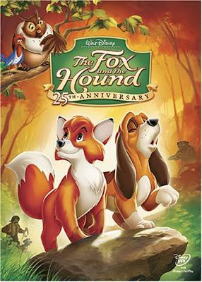 The Fox and the Hound 1981 Dual Audio 1GB,cartoon movie