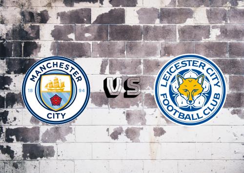 Manchester City vs Leicester City  Resumen y Partido Completo