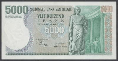 nationale bank belgië