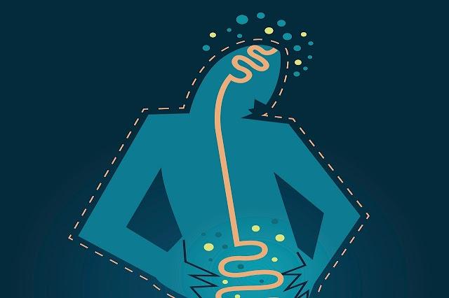 Η σχέση των σκέψεων, με την υγεία και τη λειτουργία των εντέρων