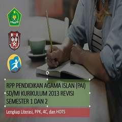 RPP K13 PAI SD