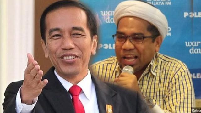 Warganet Sebut Ngabalin Gerus Elektabilitas Jokowi
